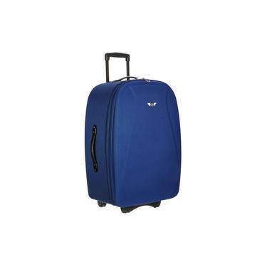 Mala Para Viagem Santino Qrv12001 Tamanho M Azul