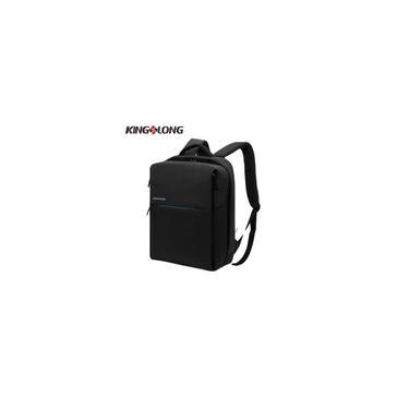 Kingslong 14 polegadas Moda de Grande Capacidade Backpack Notebook Laptop Bag Ombro