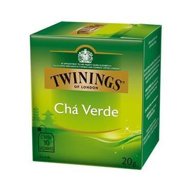Chá Twinings Verde 20g (10 sachês)