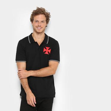 Camisa Polo Vasco Piquet Kehl Masculina - Masculino d9b078bb65b23