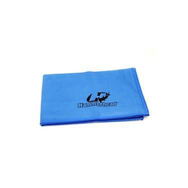Toalha Esportiva Hammerhead Microfibra / Azul