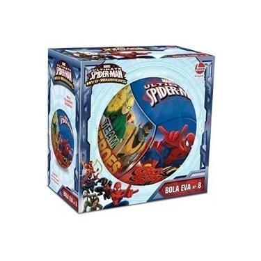 Imagem de Bola Infantil Spider-Man Eva N8 - Líder Brinquedos