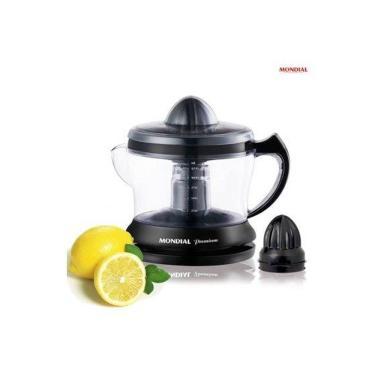 Imagem de Espremedor Premium 1,2 litros E02 Mondial - Preto