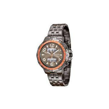ce5fc7be2dd Relógio Masculino Seculus Analógico e digital 20544GPSVSA2