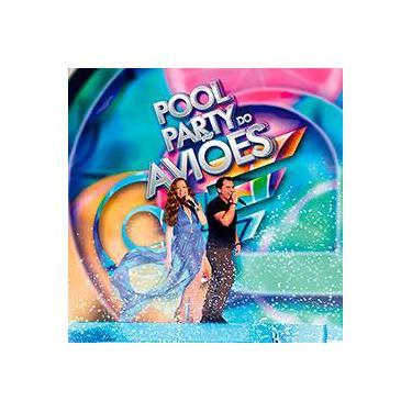CD - Aviões do Forró - Pool Party do Aviões