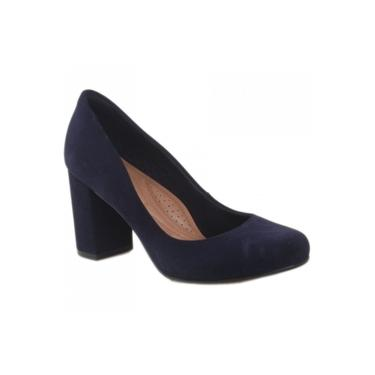 Sapato Bebecê Nobuck 6518041