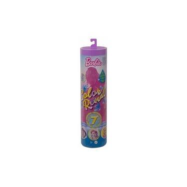 Imagem de Barbie Estilo Surpresa Color Reveal Mattel Original