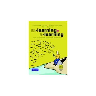 M-Learning e U-Learning - Capa Comum - 9788576053774