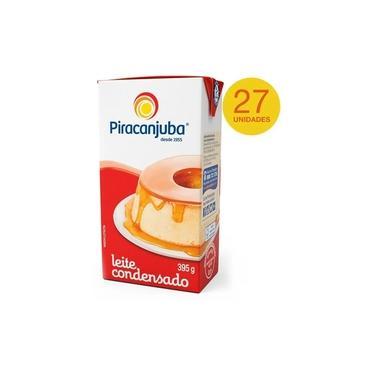 Leite Condensado Piracanjuba 395g 27un