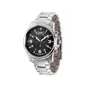 e392ed40642 Relógio Masculino Analógico Sector WS31928D - Prata