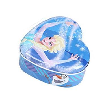 Porta Joia Lata Frozen - ETITOYS - Azul