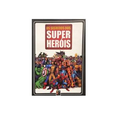 Imagem de Livro Os Segredos Dos Super Heróis Ed. Pé Da Letra