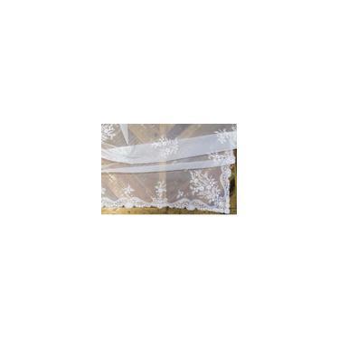 Imagem de Toalha de Mesa em Tule Off White