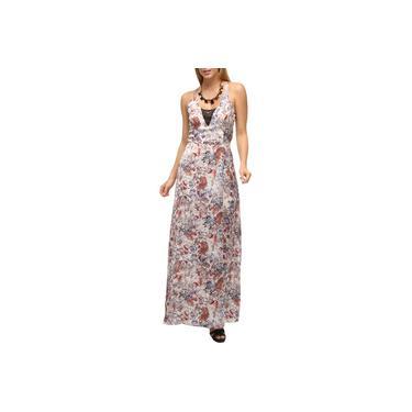Vestido Puramania Longo Estampado