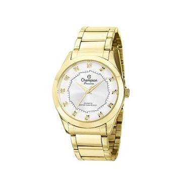 9ccc44cc149 Relógio de Pulso Feminino Champion Analógico Social