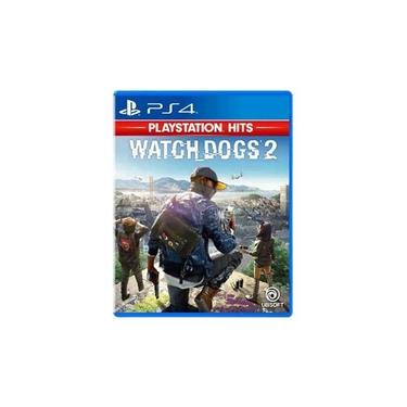 Watch Dogs 2 Playstation Hits - Ps4