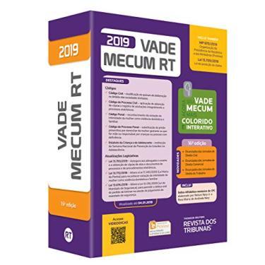 Vade Mecum RT 2019 - Vários Autores - 9788553212675