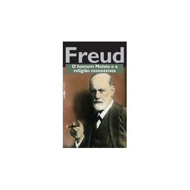 O Homem Moisés e a Religião Monoteísta - Sigmund Freud - 9788525437327