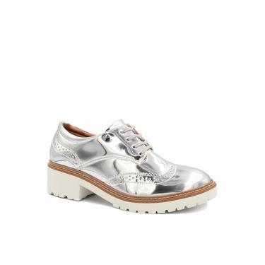 Sapato Quiz Oxford Salto Verniz