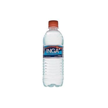 Água Mineral Ingá Com Gás 510ml