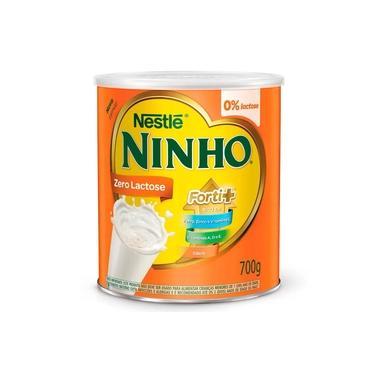 Composto Lácteo Ninho Forti Zero Lactose 700g