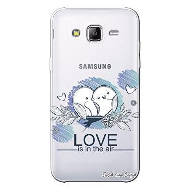 Capa Personalizada para Samsung Galaxy J3 2016 Love In The Air - TP47