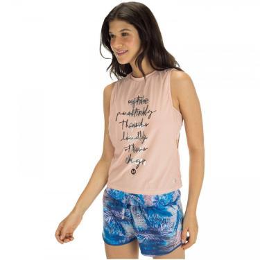 Camiseta Regata Vestem Smile - Feminina Vestem Feminino