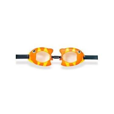 Óculos de Natação Infantil - Bichinhos - Peixinho - Intex