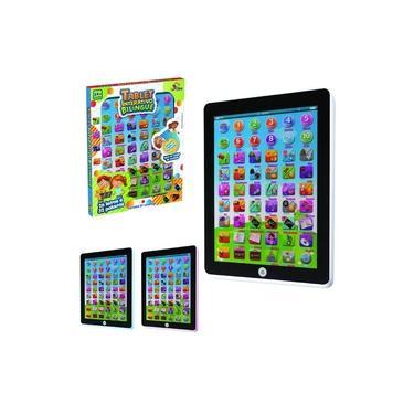 Imagem de Tablet Interativo Bilingue 3 Infantil Educativo