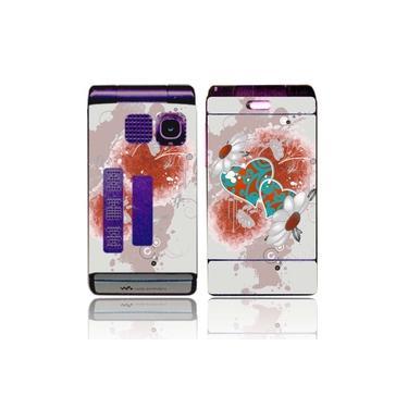 Capa Adesivo Skin363 Sony Ericsson W380