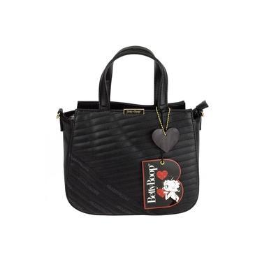 Bolsa Betty Boop Bp10903 Pesponto Tiracolo