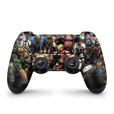 Skin Adesivo para PS4 Controle - Street Fighter