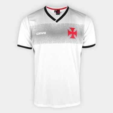 Camiseta Vasco Evoke Masculina - Braziline