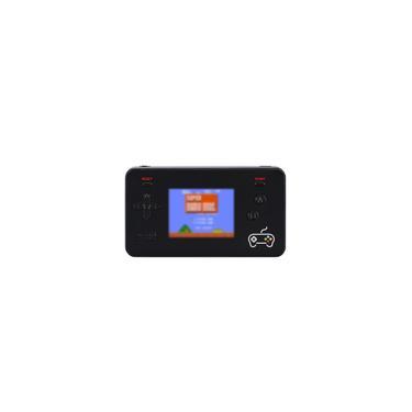 Mini-Consola de Jogos de Vídeo Game Player Suporte Monitor lcd tft TV Out