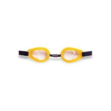 Óculos de Natação Play - Amarelo - Intex