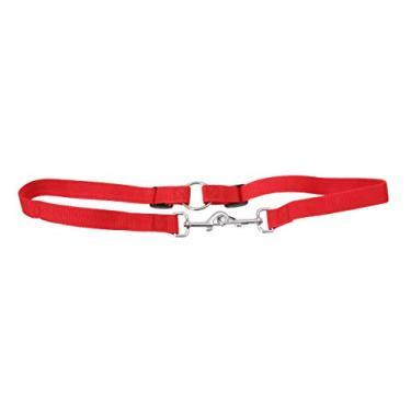 Coleira de cachorro - Dual Double Heads ajustável Dog Puppy Pet Puppy Training Obedience Leash 2.5 * 50 CM (Blue)