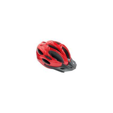 Imagem de Capacete Ciclismo M Absolute Nero Com Pisca Led Bike Speed