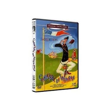 Dvd Carrossel Da Esperança - Jacques Tati