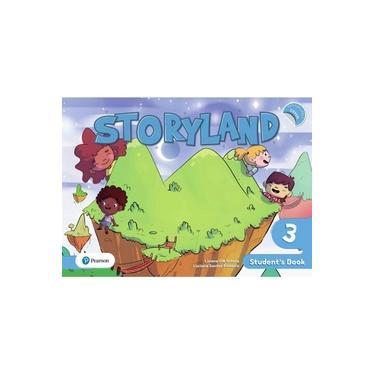 Storyland 3 Student's Book - Lisiane Ott Schulz - 9788543026374