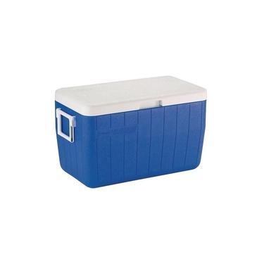 Imagem de Caixa Térmica Coleman 48QT, 45,4 litros, Azul