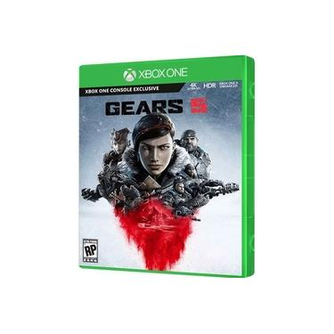 Jogo Gears Of War 5 Em Português One