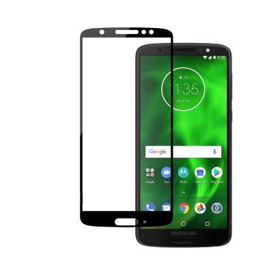 Pelicula De Vidro 3d Motorola Moto G6 Xt1925 Tela 5.7