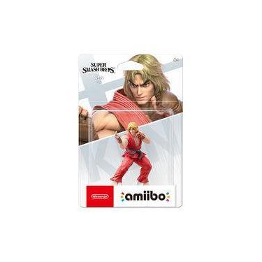 Amiibo Ken Super Smash Bros Ultimate Switch Nintendo