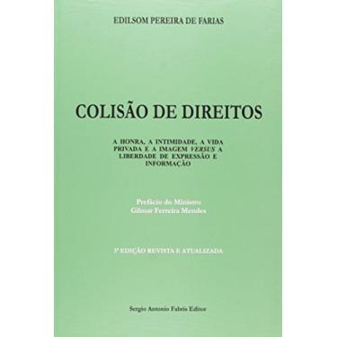 Colisão de Direitos - Capa Comum - 9788588278097