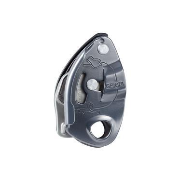 Assegurador Aço Inoxidável Alumínio Cinza Petzl