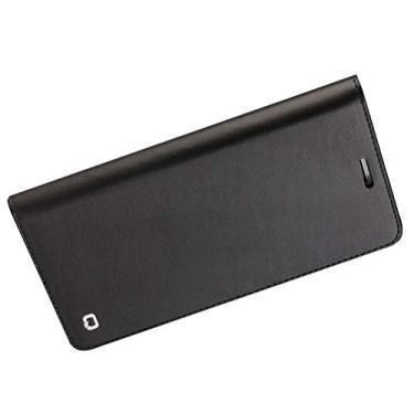Capa carteira criativa luxuosa à prova de choque clássica de couro legítimo capa de celular para iPhone 7 Plus/8 Plus