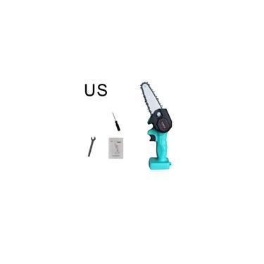 Imagem de Serra de poda elétrica, motosserra pequena - mini portátil, doméstica - sem baterias