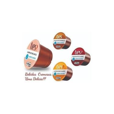 Imagem de Cápsula De Café Três Corações Sabores - Kit Com 40 Unidades