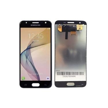 Tela Frontal Touch Display Lcd Galaxy J5 Prime G570 Preto