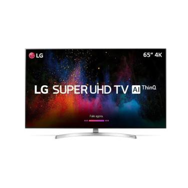 Smart Tv Lg 65' Led Ultra Hd 4K Nano Cell Controle Smart Magic 65Sk8500